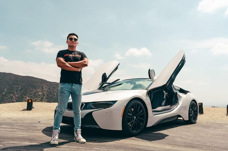 Kevin Zhang on Forbes Image